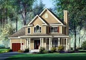 Plan Number 49611 - 1708 Square Feet