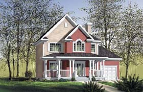 Plan Number 49617 - 1664 Square Feet