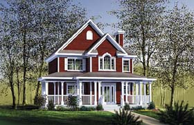 Plan Number 49618 - 1664 Square Feet
