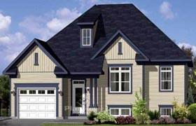 House Plan 49644 Elevation