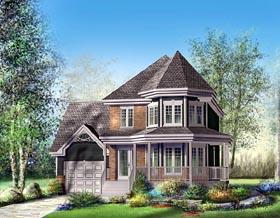 House Plan 49710