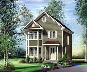 House Plan 49795