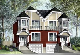 Multi-Family Plan 49804