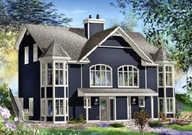 Multi-Family Plan 49805