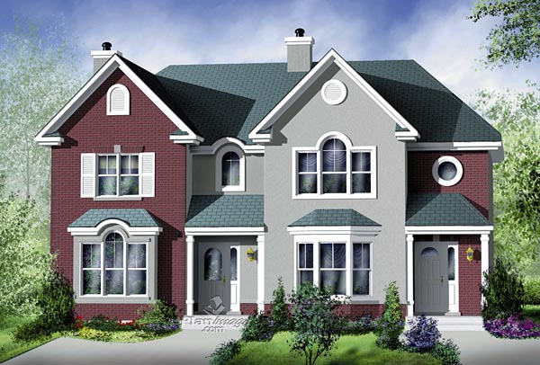 Multi-Family Plan 49806