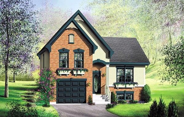 House Plan 49810