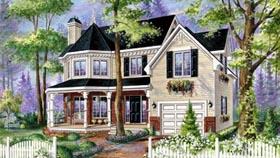House Plan 49890 Elevation