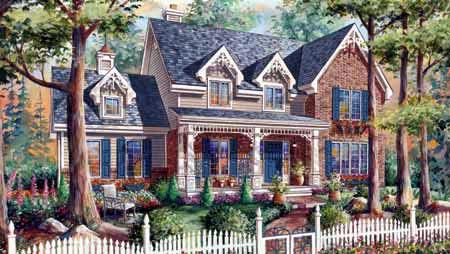 House Plan 49892