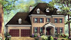 House Plan 49895