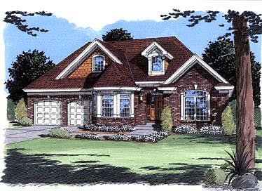House Plan 50027
