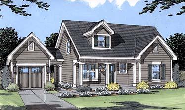 House Plan 50035