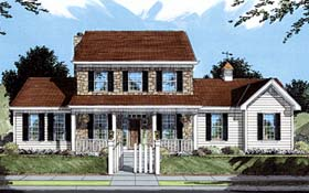 House Plan 50045