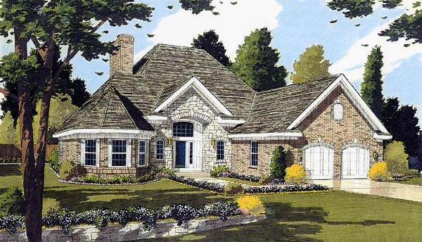 House Plan 50076