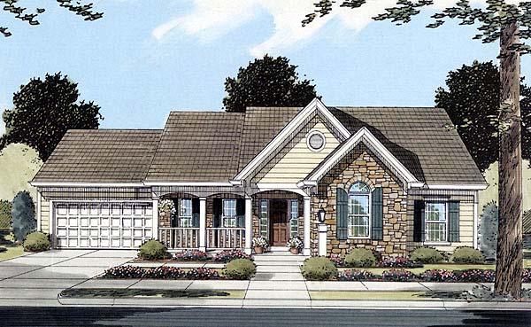 House Plan 50081