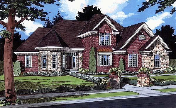 House Plan 50082