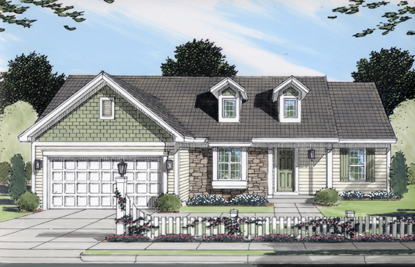 House Plan 50098