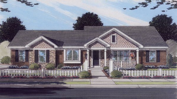 House Plan 50099