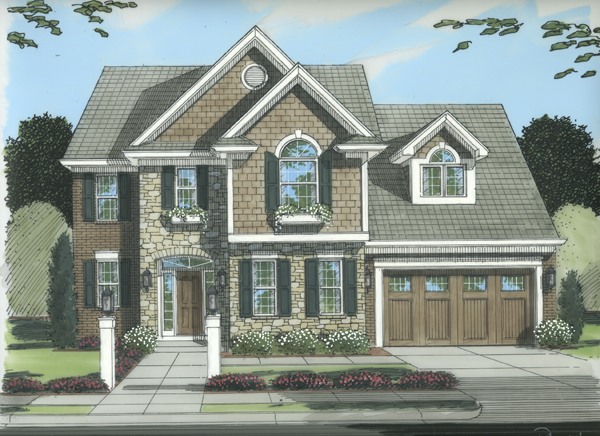 Southern House Plan 50102 Elevation