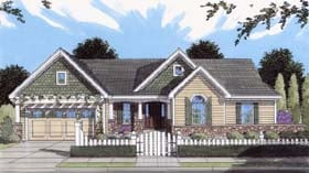 Plan Number 50111 - 1641 Square Feet