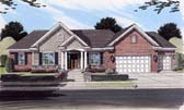 Plan Number 50117 - 2253 Square Feet
