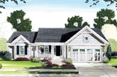 Plan Number 50136 - 1569 Square Feet