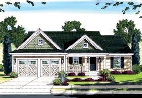 House Plan 50137