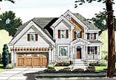 Plan Number 50145 - 2027 Square Feet
