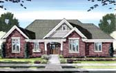 Plan Number 50155 - 2437 Square Feet