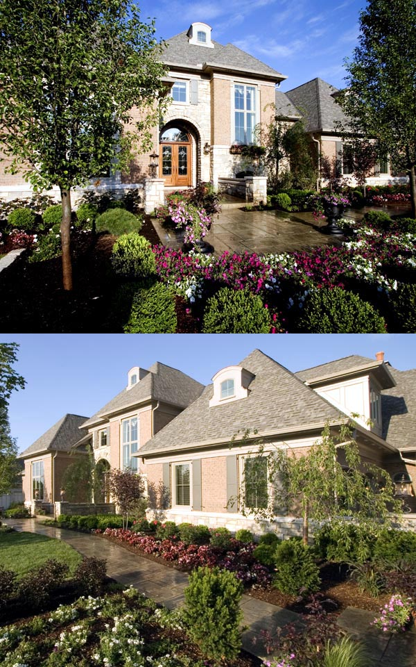 European Tudor House Plan 50187