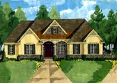 Plan Number 50199 - 2269 Square Feet