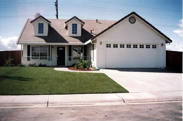 Country House Plan 50205 with 3 Beds, 2 Baths, 2 Car Garage Picture 1