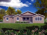 Plan Number 50215 - 2072 Square Feet
