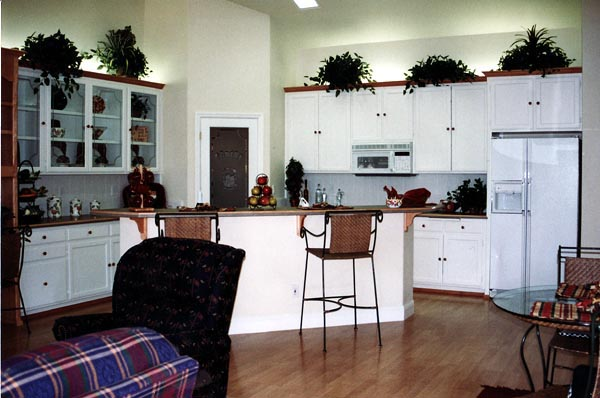 Ranch House Plan 50218 with 3 Beds, 2 Baths, 2 Car Garage Picture 2