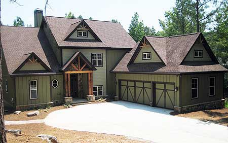 Cottage House Plan 50235 Elevation