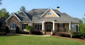 Craftsman House Plan 50246 Elevation
