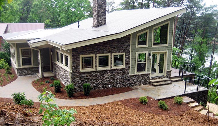 Modern prairie style house plans - Home design and style