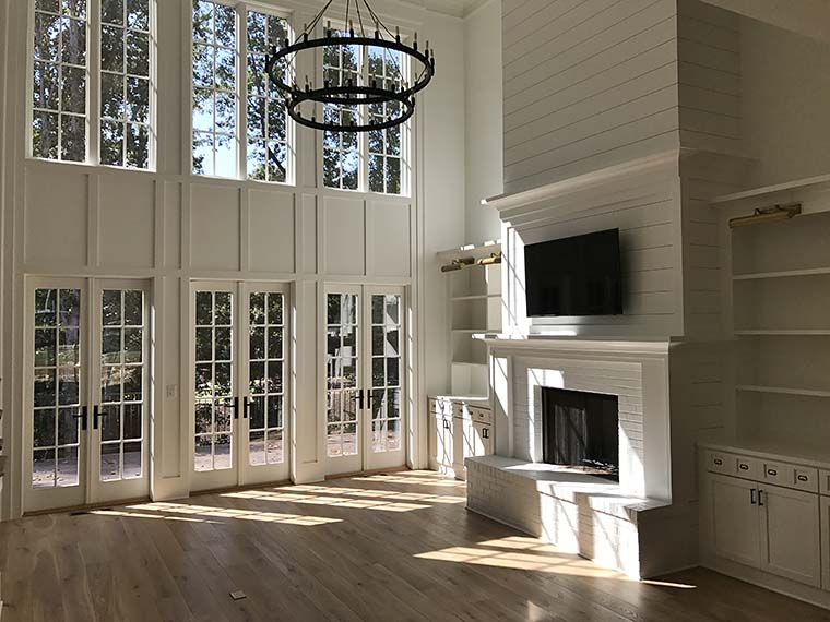 Southern, Traditional House Plan 50276 with 4 Beds, 4 Baths, 3 Car Garage Picture 12