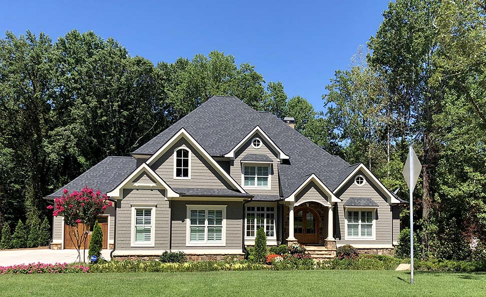 Southern, Traditional House Plan 50276 with 4 Beds, 4 Baths, 3 Car Garage Picture 3