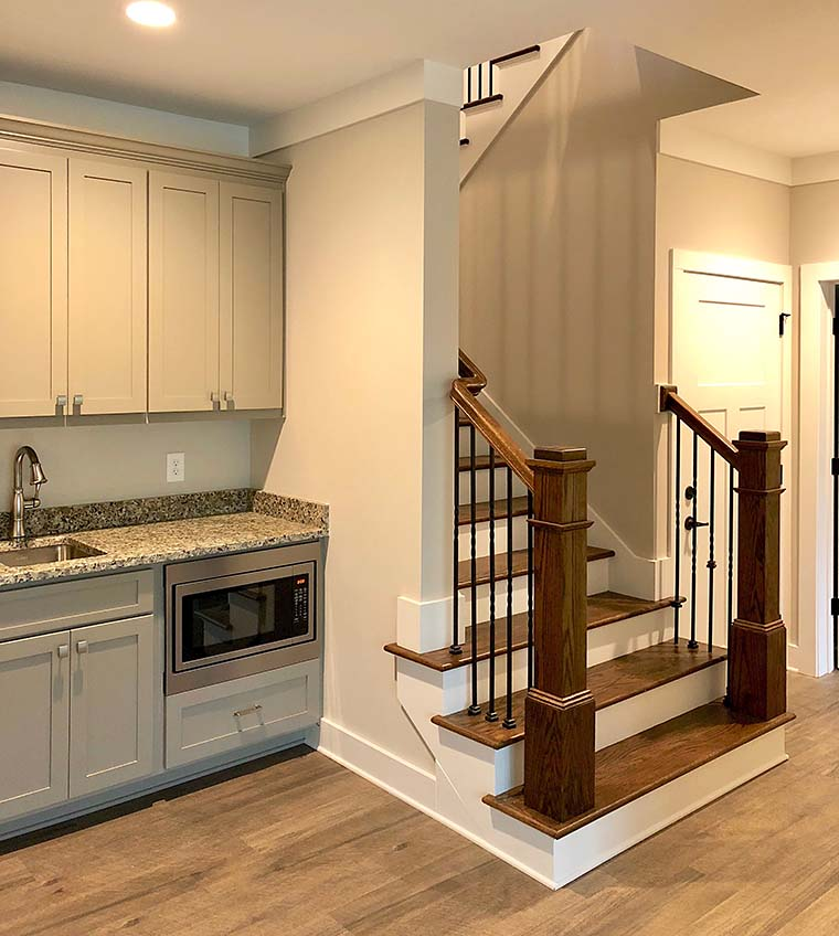 Cottage, Craftsman, Ranch House Plan 50278 with 3 Beds, 4 Baths, 2 Car Garage Picture 5