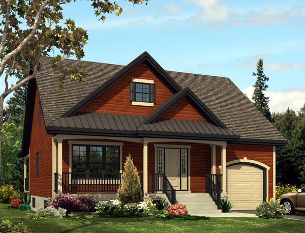 House Plan 50303