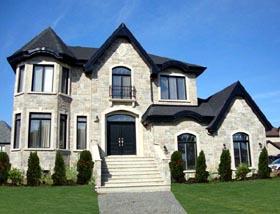 House Plan 50317 Elevation