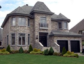 House Plan 50318 | Style Plan with 2968 Sq Ft, 4 Bedrooms, 4 Bathrooms, 2 Car Garage Elevation