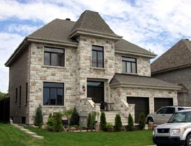 House Plan 50320 | Style Plan with 2718 Sq Ft, 4 Bedrooms, 3 Bathrooms, 2 Car Garage Elevation