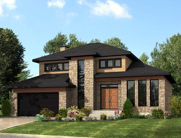 House Plan 50323 At