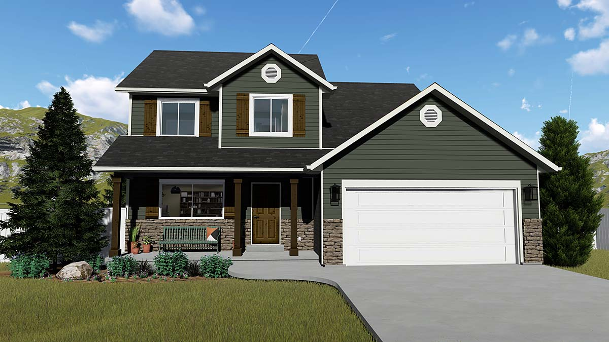 House Plan 50401