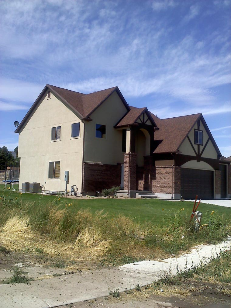 House Plan 50422 with 6 Beds, 5 Baths, 4 Car Garage Picture 12
