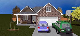 Plan Number 50440 - 3249 Square Feet