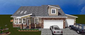Plan Number 50441 - 3565 Square Feet