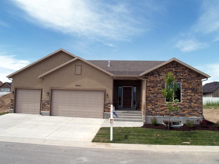 House Plan 50445 with 5 Beds, 4 Baths, 3 Car Garage Picture 34