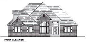 Plan Number 50600 - 2306 Square Feet